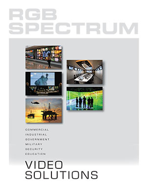RGB Spectrum corporate brochure