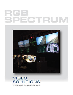 RGB Spectrum defense aerospace brochure