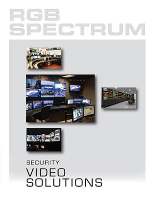 RGB Spectrum security solutions brochure