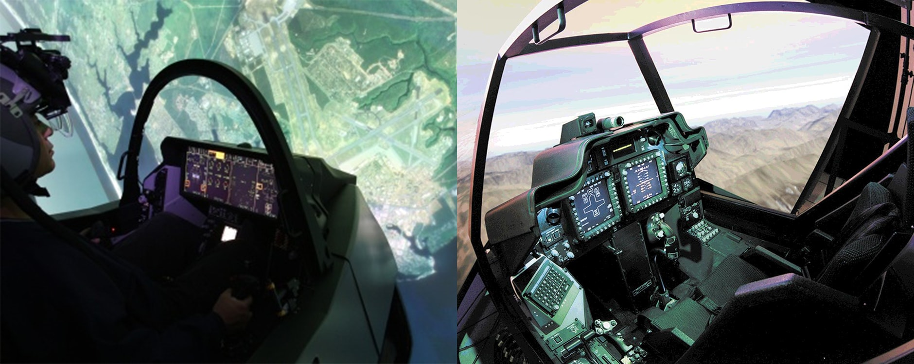 RGB Spectrum Defense and Aerospace Video Display Solutions