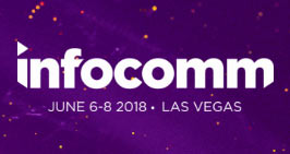 InfoComm USA 2018 conference logo