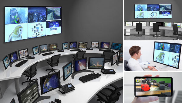 Galileo Encode control room options