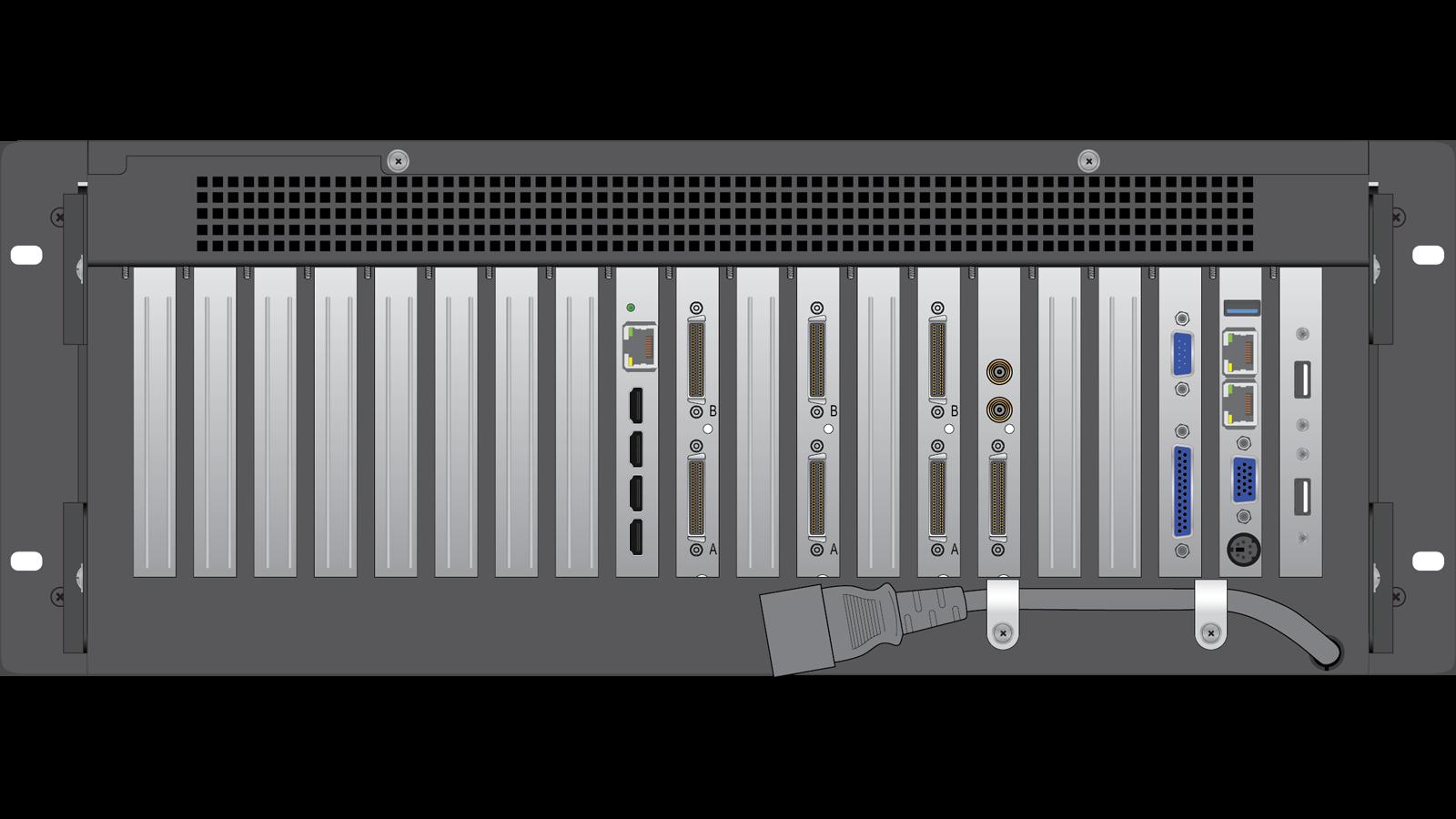 Galileo GO 40 / 56: Back panel