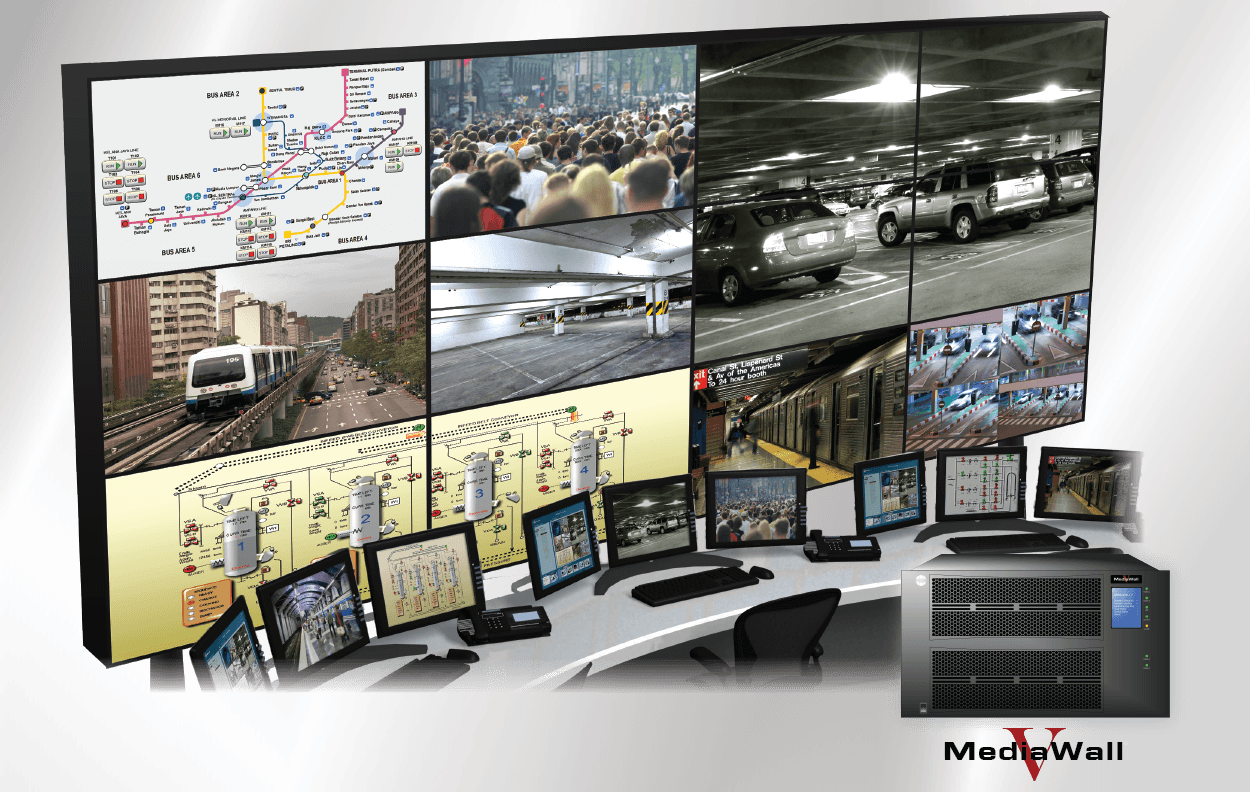 MultiPoint Express for MediaWall V