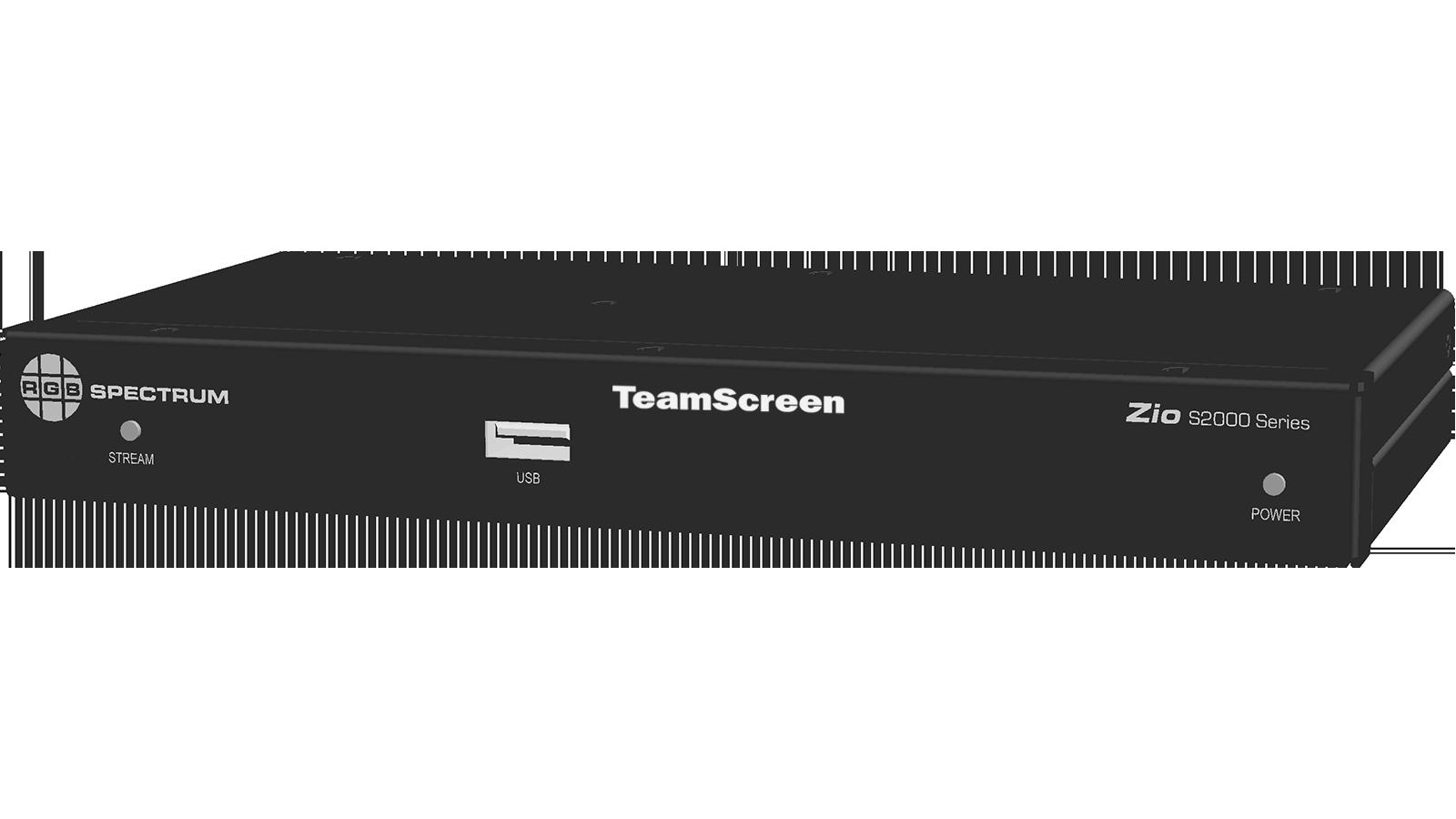 TeamScreen S2000 front