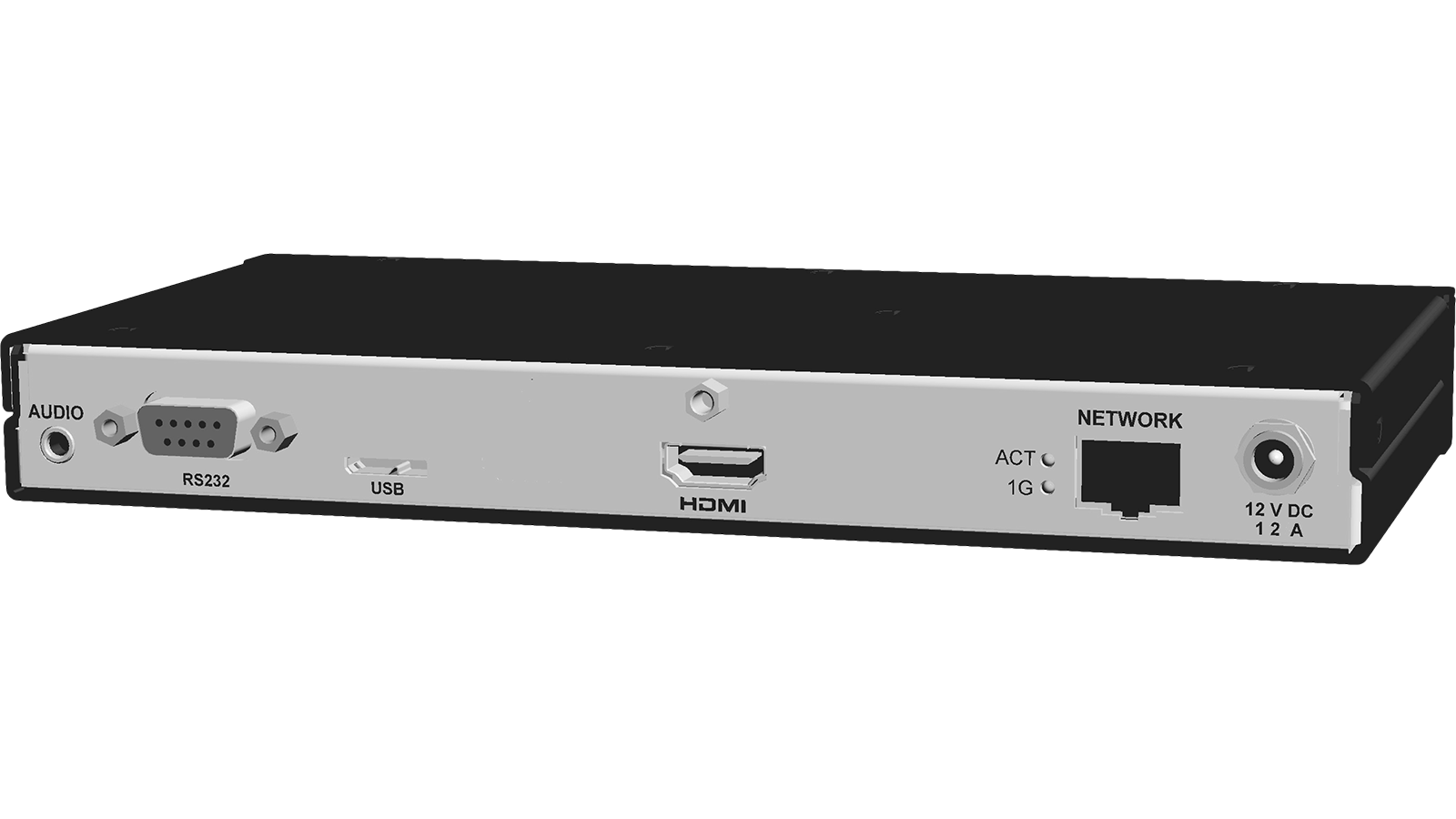 D2000 Series Decoder: Back Panel