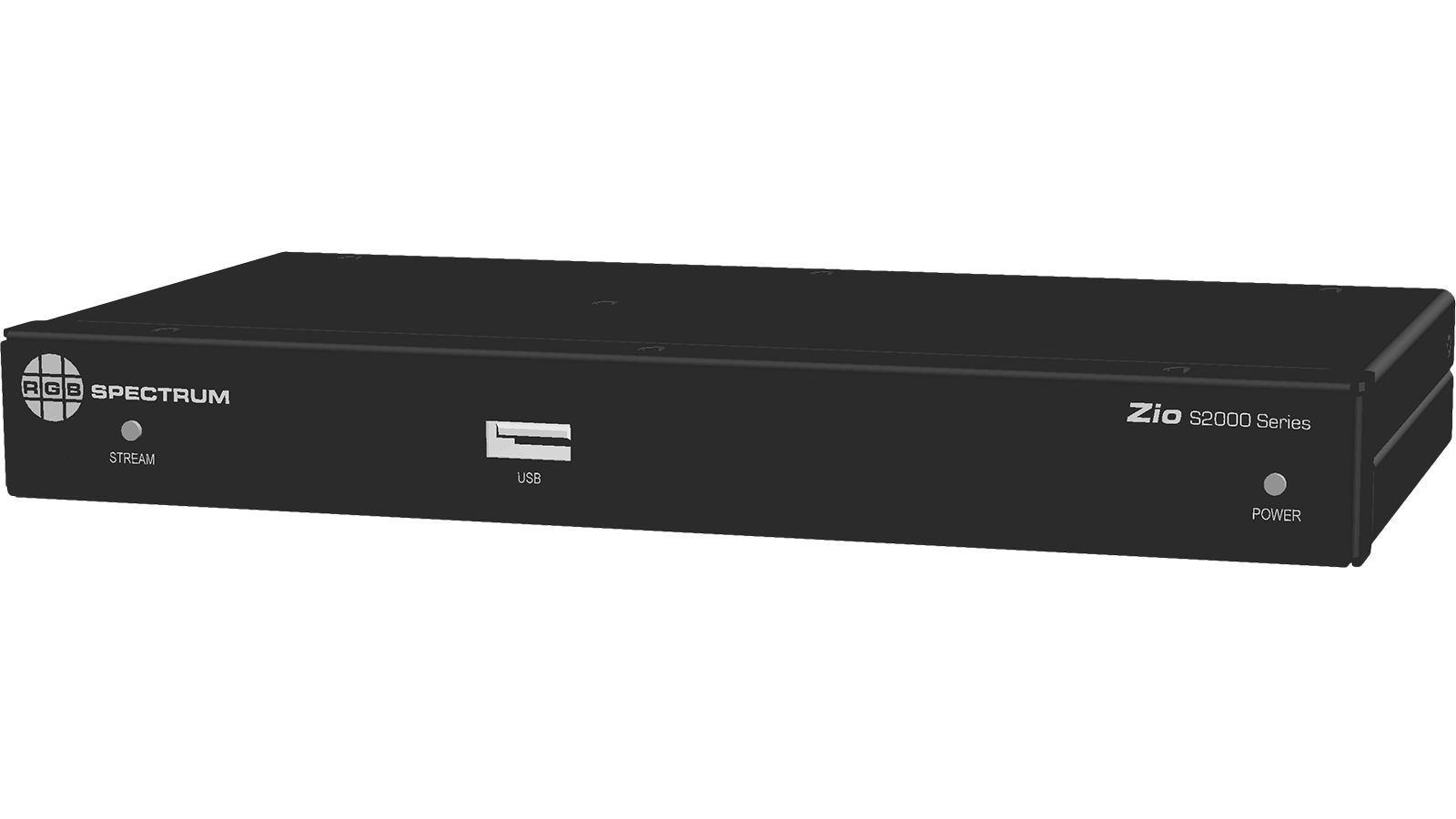 S2000 Series Encoder: Front Panel