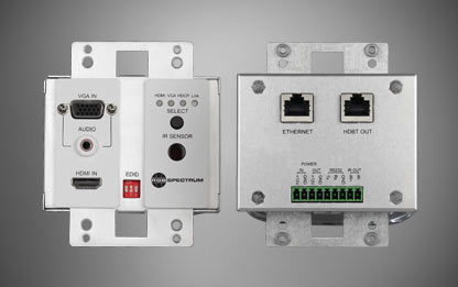 CAT-Linx 2 TX Wall Plate Transmitter