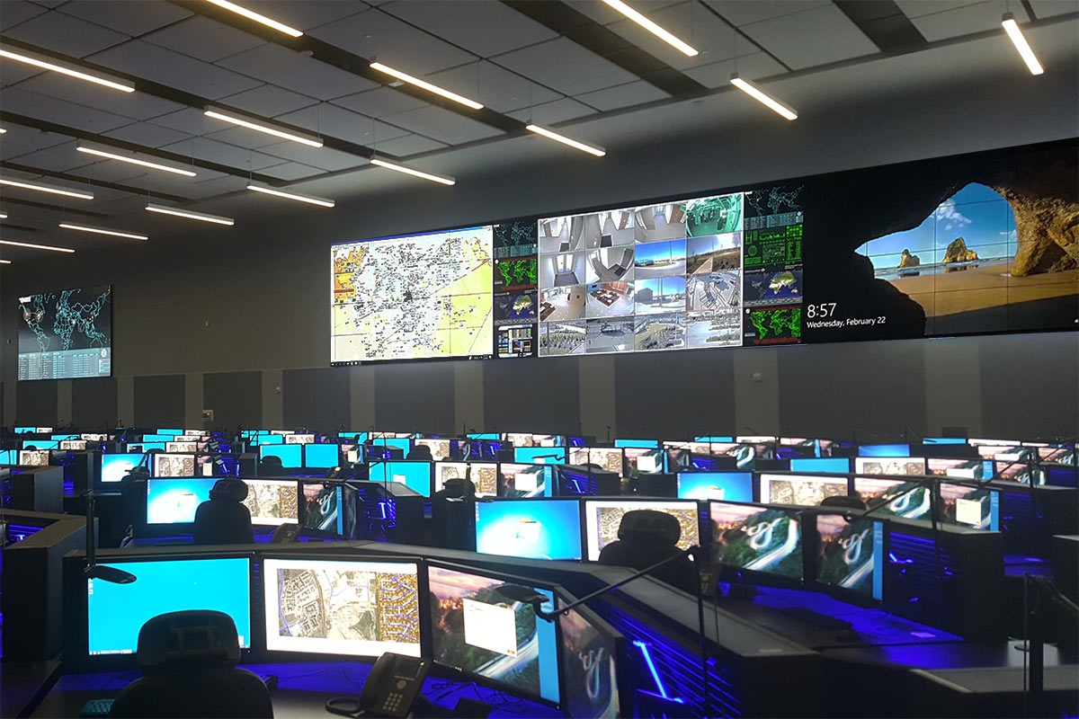 bexar county 911 call center