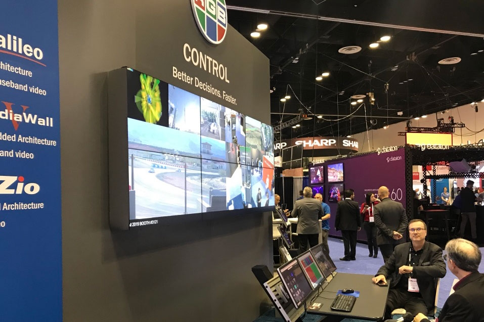 RGB Spectrum Receives Rave Reviews at Infocomm for Its New