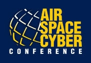 Air Space Cyber conference logo 2018