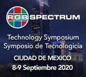 RGB Spectrum Mexico City Symposium