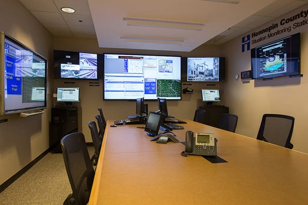 Hennepin County Emergency Operations Center