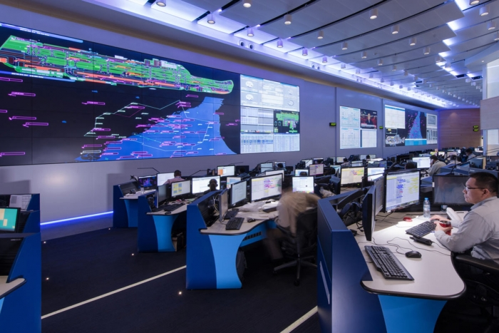 Airport Operations Control Centre AOCC
