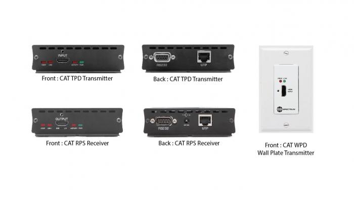 RGB Spectrum Adds HDBaseT to Its Linx Matrix Switcher Systems