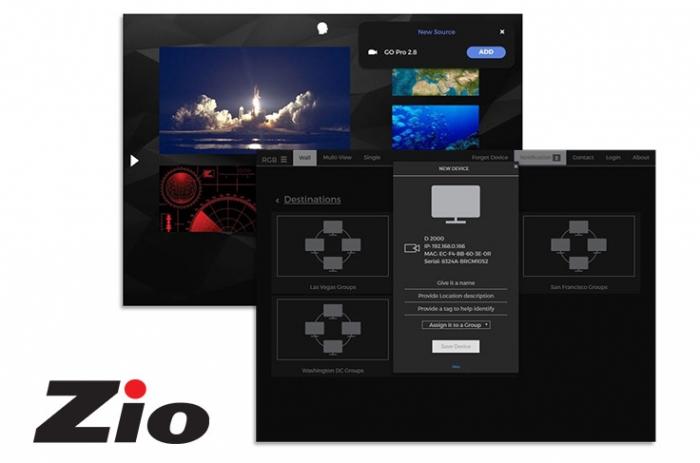 Zio admin tools