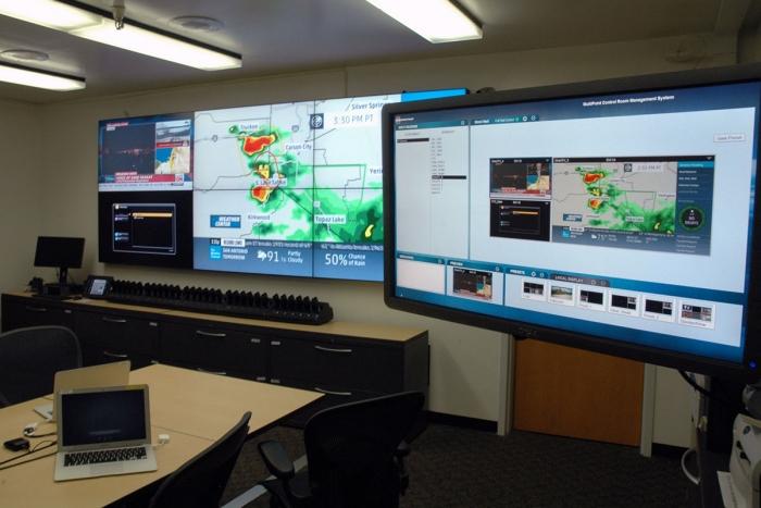 Emergency Operations at UC Berkeley