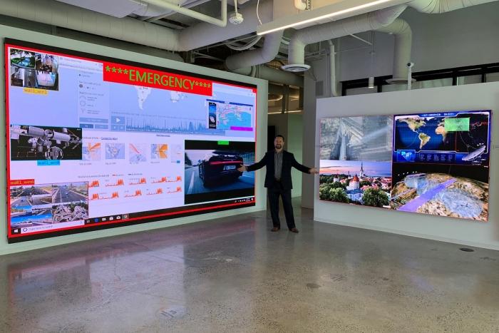Samsung Executive Briefing Center