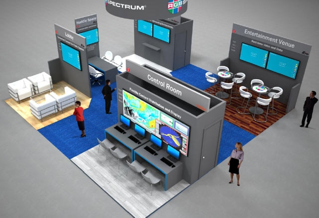 Real-World Product Demos at InfoComm 2017