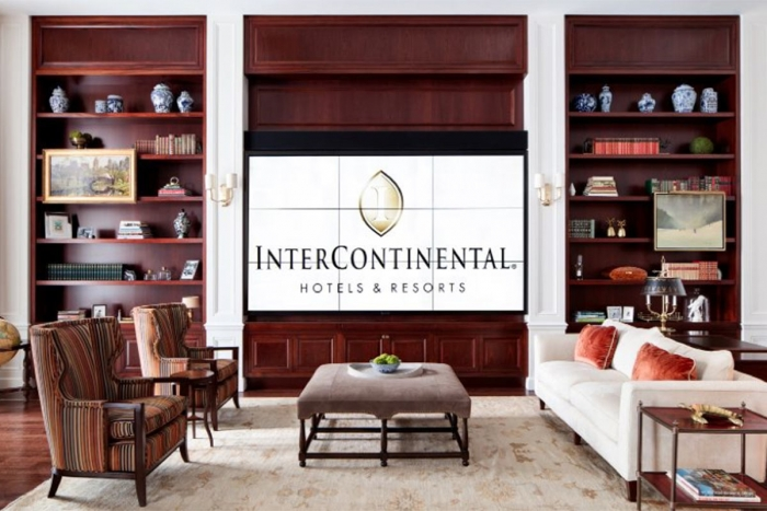 The InterContinental New York Barclay hotel