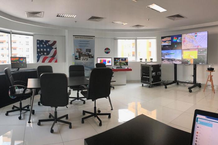 RGB Spectrum Dubai Demo Training Center