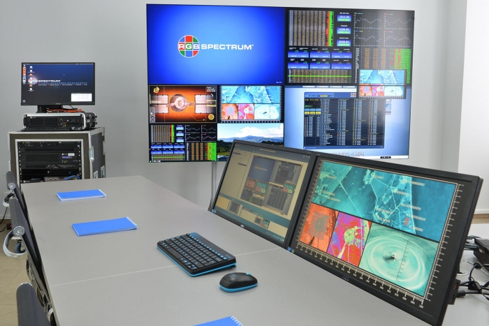 RGB Spectrum Russian Demo facility