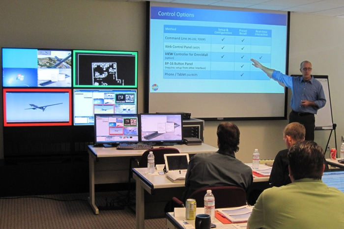 RGB Spectrum Training Classes Qualified for InfoComm CTS Units