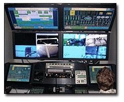 ROV video wall
