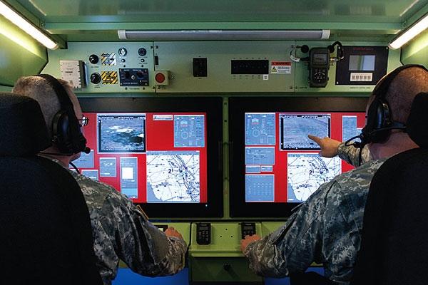 Triton/Global Hawk UAV