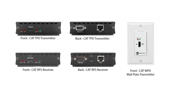 RGB Spectrum Adds HDBaseT to Its Linx Matrix Switcher Systems