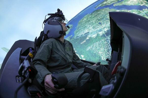 F-35 Pilot FMS