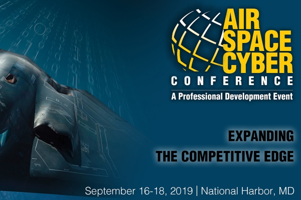 Air Space Cyber Conference 2019