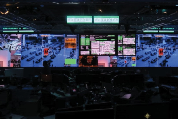 C3EL USEUCOM Joint Operations Center