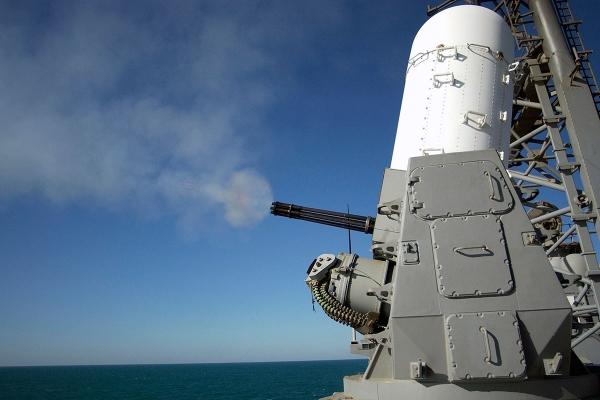 Phalanx CIWS (Close-in Weapons System)