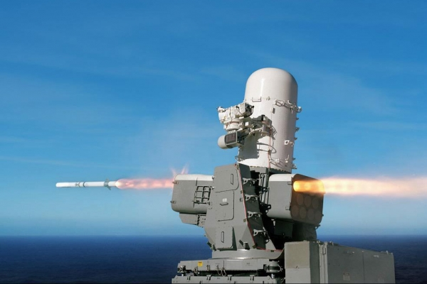 Raytheon Phalanx SeaRAM