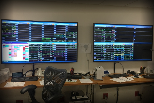 MediaWall Unifies Telemetry Monitoring Operations for Wisconsin Medical Center