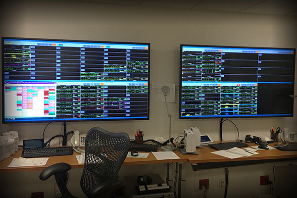 Telemetry Monitoring Operations for Wisconsin Medical Center